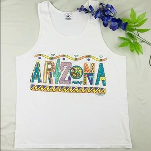 Vintage '90s Arizona' Tank Top